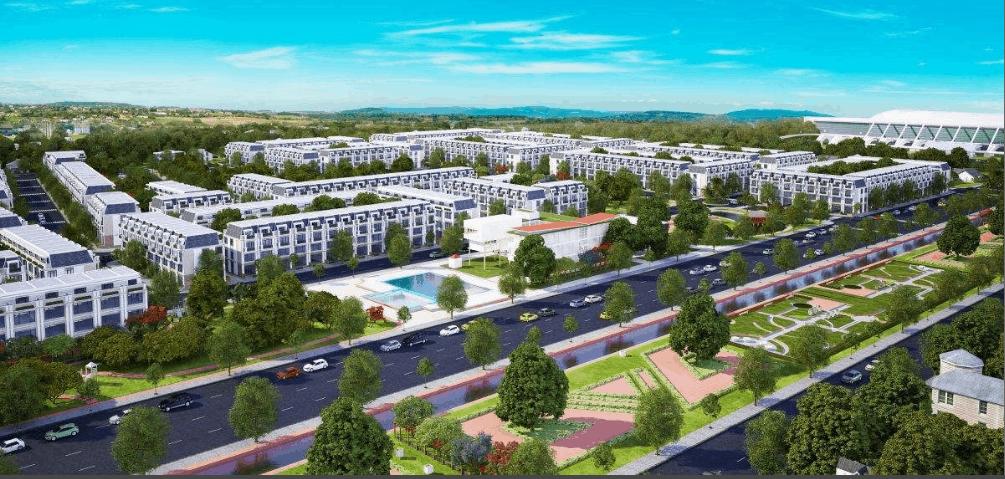 đất nền dự án Long Thành