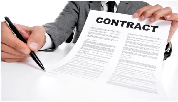 Hợp đồng mua bán đất