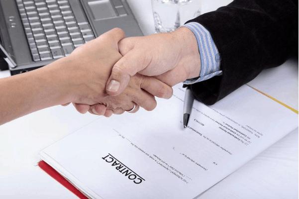 hợp đồng mua đất