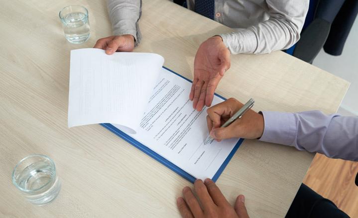 Hợp đồng đặt cọc mua bán nhà đất và những lưu ý quan trọng khi đặt cọc