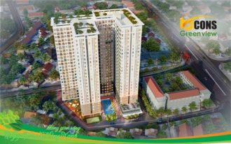 Bcons Green View là dự án thuộc vị trí kim cương của tập đoàn Bcons